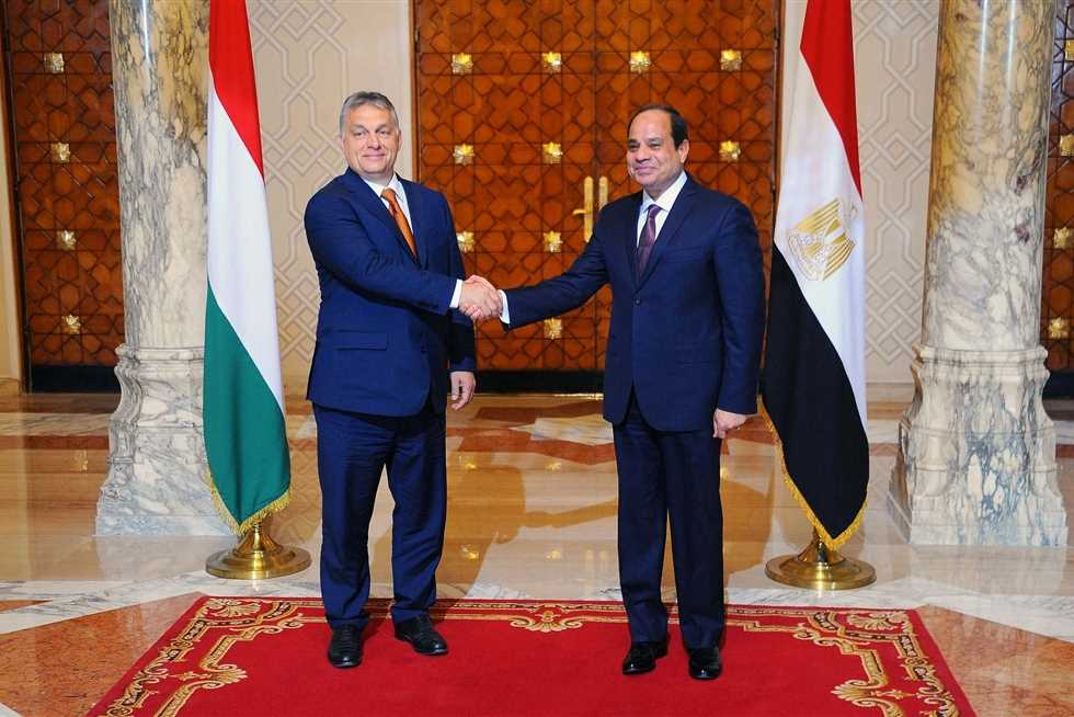 Egyptian President Calls for Confronting Terrorism-Sponsoring States