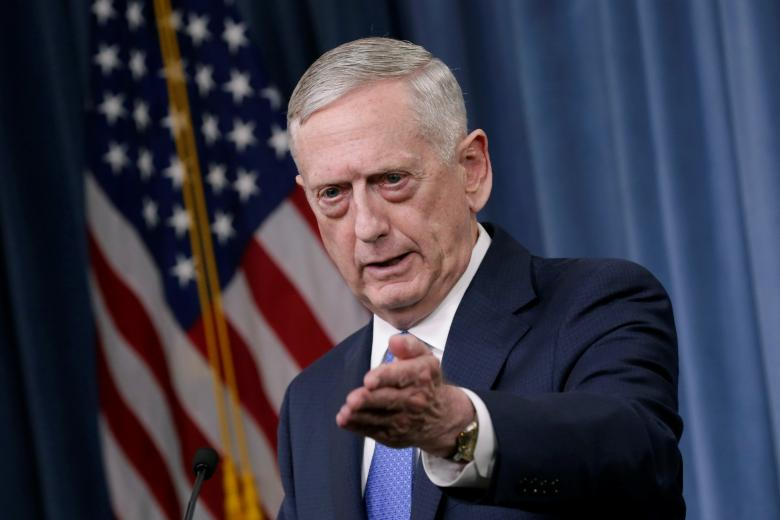 Mattis: Iran is the Most Destabilizing Influence in the Middle East
