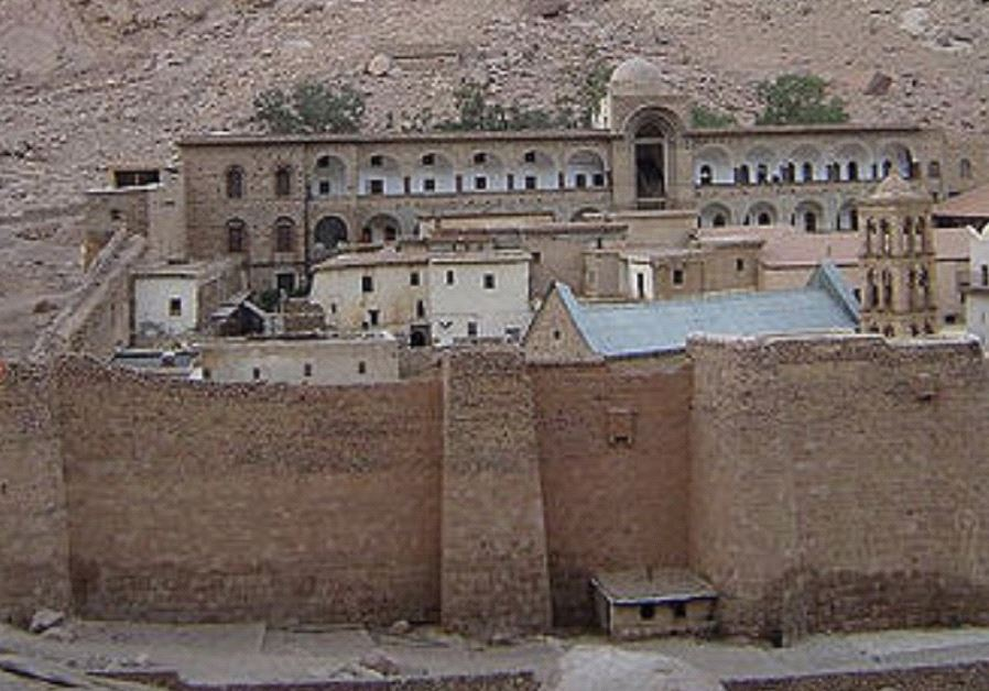 Egypt: Rare Manuscript Discovered in Saint Catherine Monastery