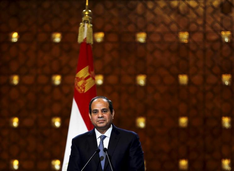 Egypt's President Forms National Council to Fight Terrorism