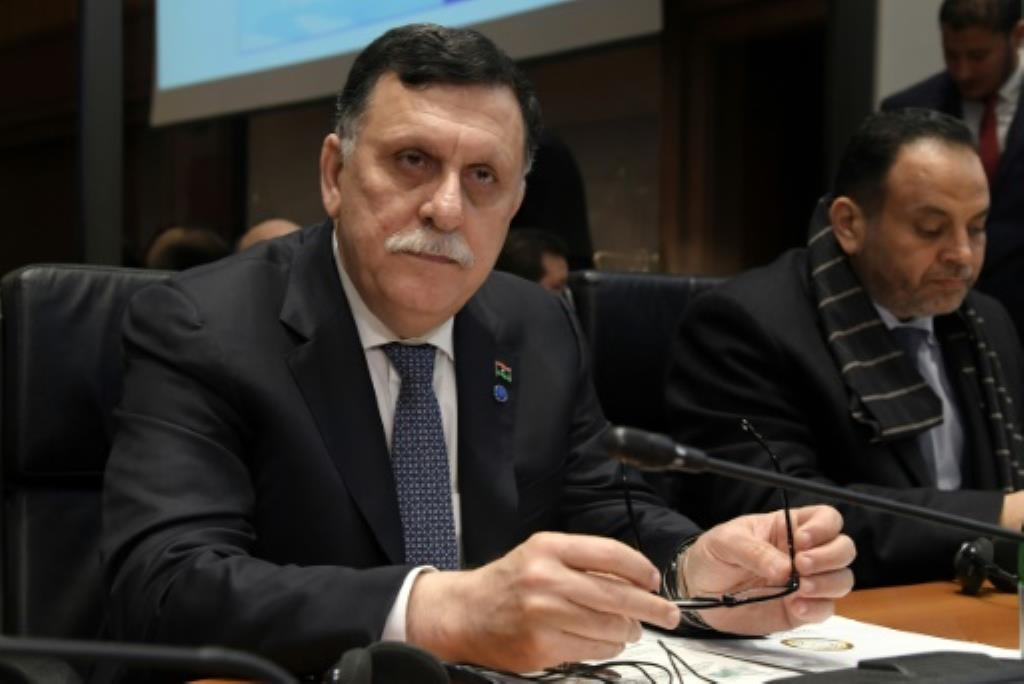 Sarraj Proposes Roadmap for Libya, Including Elections by Spring