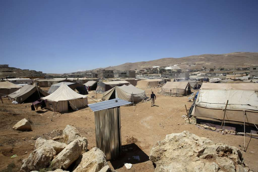 Arsal Operation Takes Legal Path…Presidential Efforts to Solve Syrian Refugees Crisis