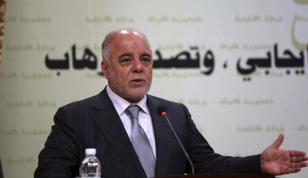 Saudi Minister discusses with the Iraqi PM Ways of Boosting Trade, Investment
