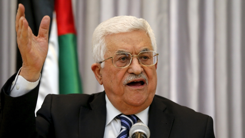 Several Scenarios for Safe Transition of Palestinian Presidency after Abbas