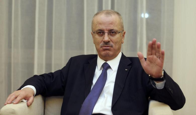 Palestinian PM: We Are Ready to Work in Gaza, Hamas Must Accept Abbas' Initiative