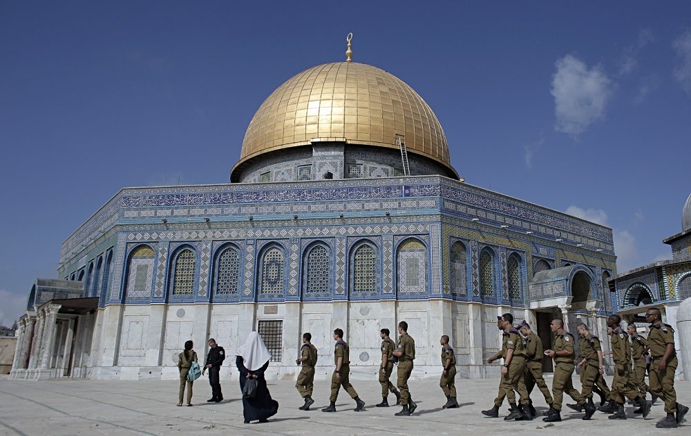 Israeli Knesset Members Enter Aqsa Compound after Two-Year Ban