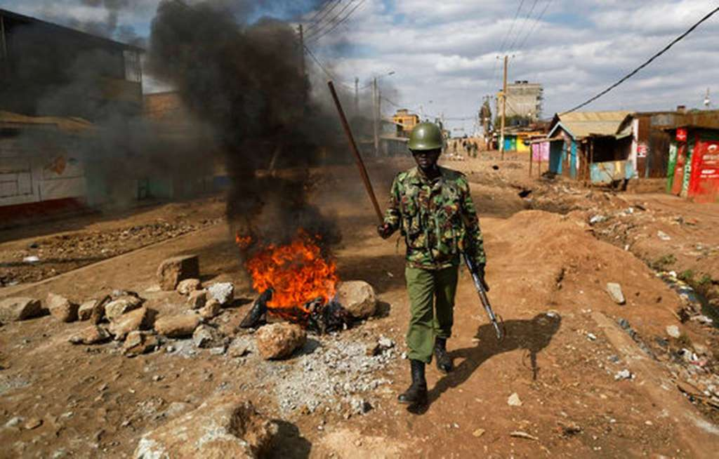Kenyan Opposition Demands Access to Election Service to Accept Results