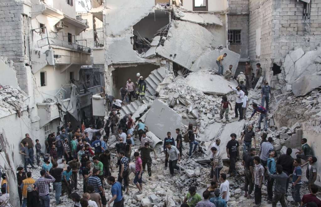 Book Review: A Grim Portrayal of Syria at War