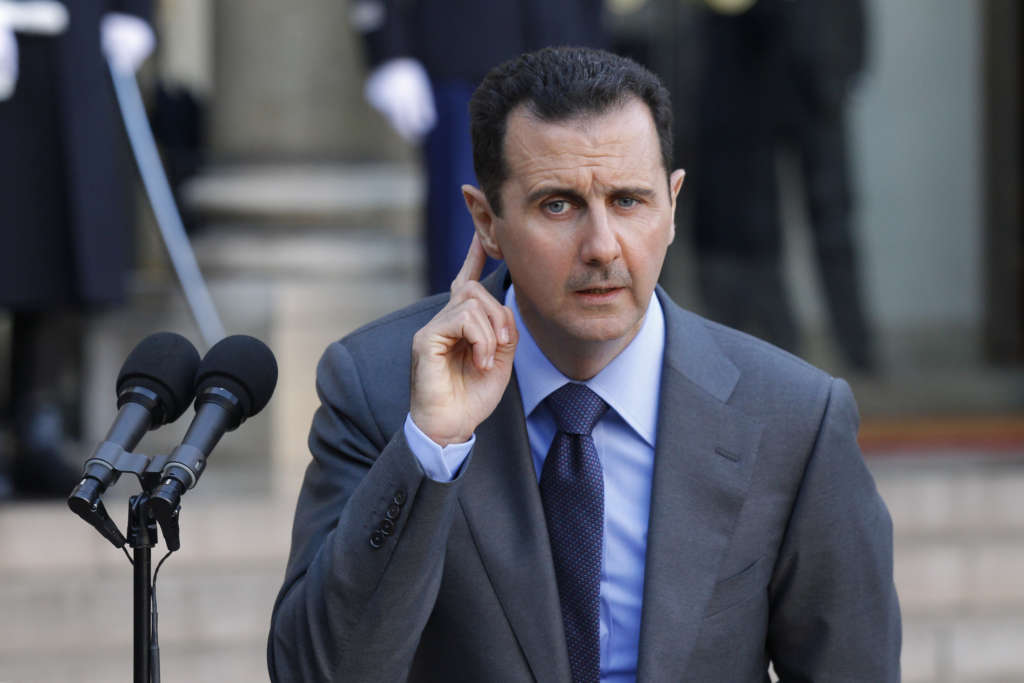 The Guardian: 'UN Pays Tens of Millions to Assad Regime under Syria Aid Program'