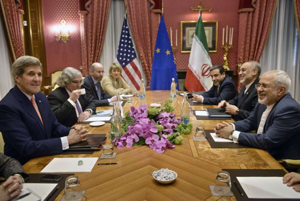 Risks of Iran Nuclear Deal Collapse