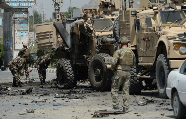 Romanian Soldier Killed in Taliban Convoy Attack
