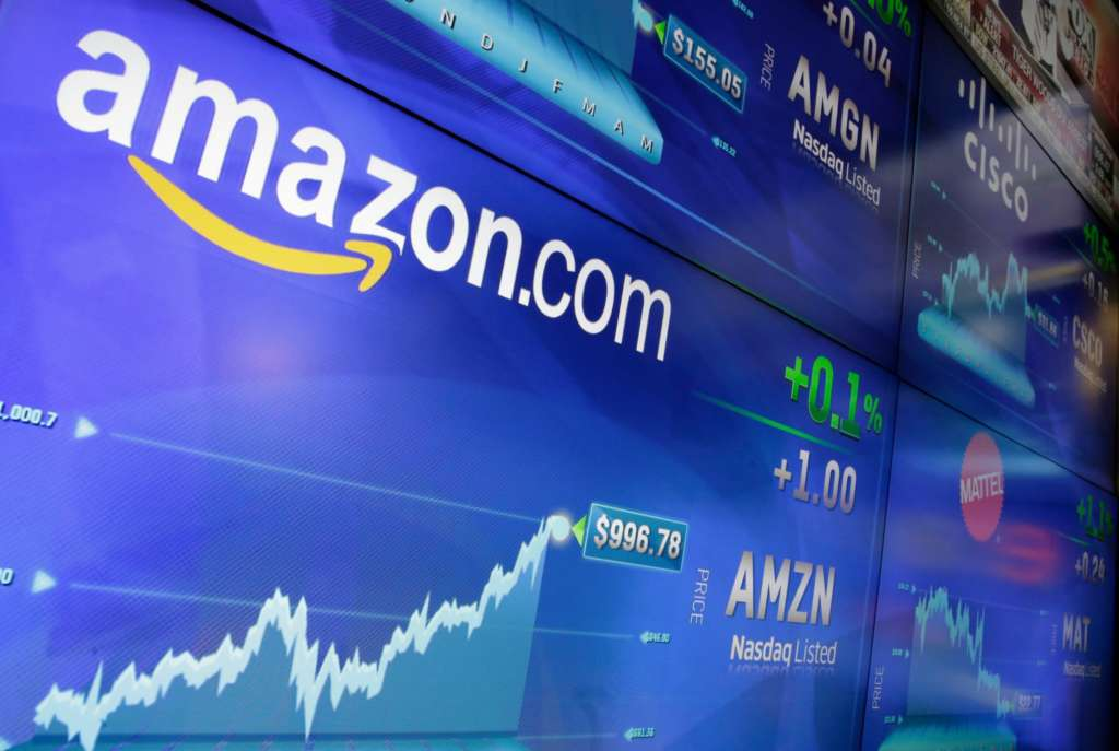 A British TV station said Amazon's website was prompting customers to buy all the ingredients to make a bomb.