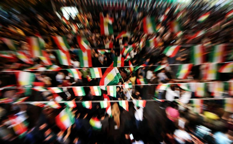 Iraq's Kurds, their Right to Independence