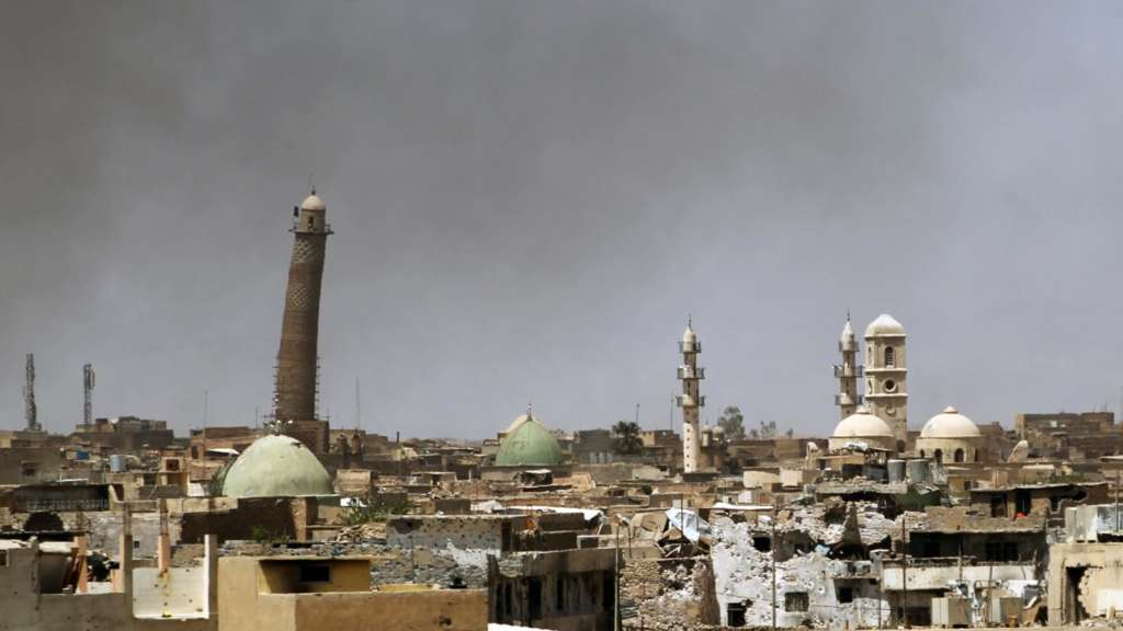 Mosul…City of Ancient Treasures