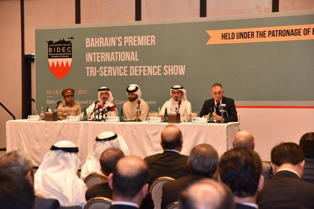 Manama Hosts Conference on Regional Military Alliances