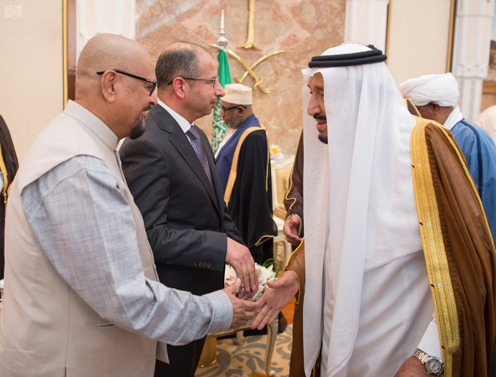King Salman: Hands of Terror that Sought to Harm Holy Cities were Eradicated