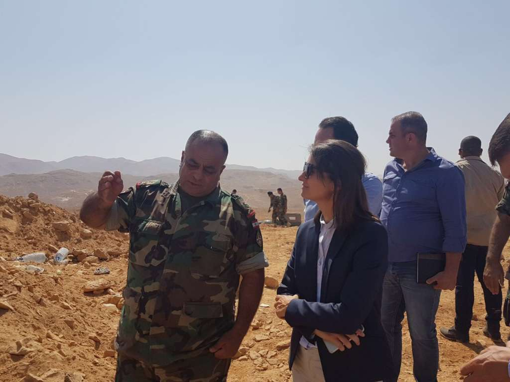 EU Committed to Supporting Lebanese Army in Fight against Terror