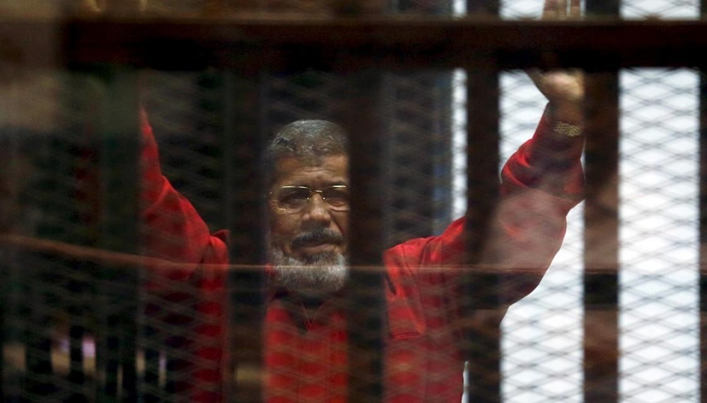 Egypt Sentences Morsi to 25 Years in Jail