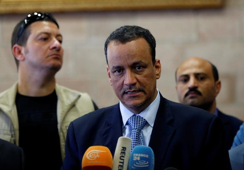 Britain Calls on Houthi, Saleh to Respond to Ould Cheikh's Plan