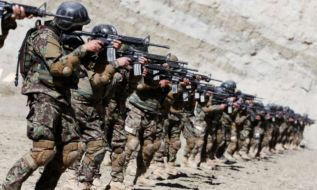 Warning Against Plan to Arm 20,000 Civilians in Afghanistan