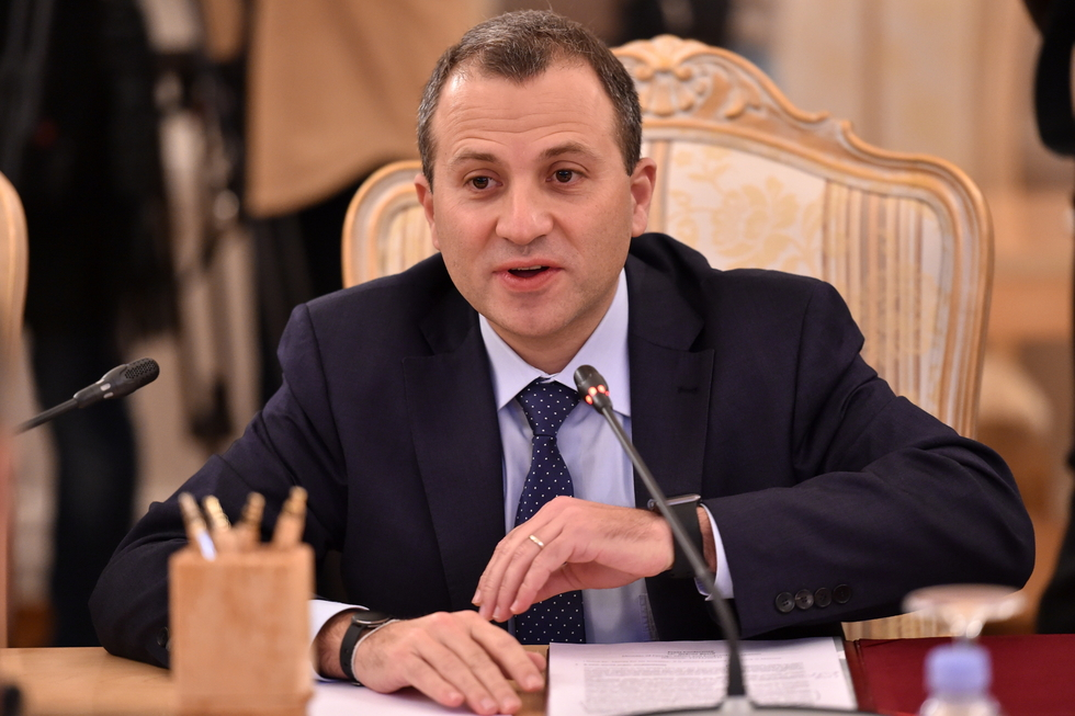 Bassil-Muallem Meeting Deepens Lebanese Division on 'Normalization'