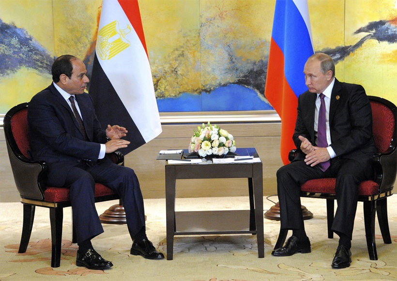 Egypt, Russia Finalize Arrangements for the Completion of Nuclear Plant Agreement