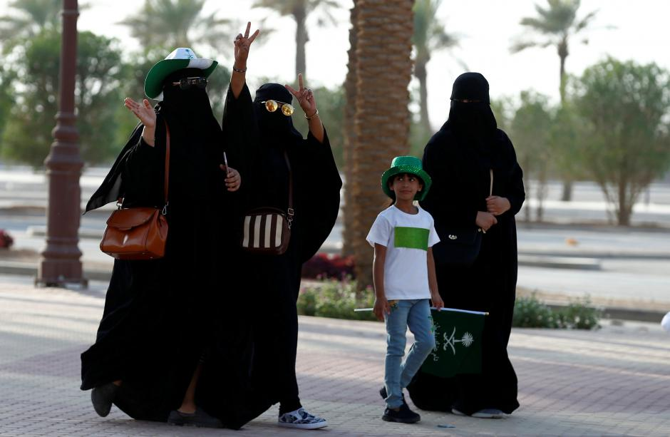 How Saudis Refused to Suppress Patriotic Joy