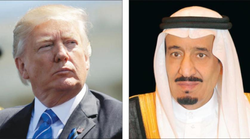 King Salman Praises US Strategy on Iran