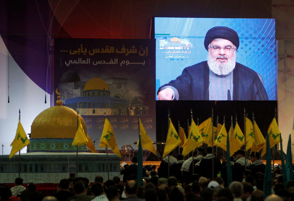 Israeli Intelligence Accuses Hezbollah of Recruiting Palestinians for Operations in Settlements