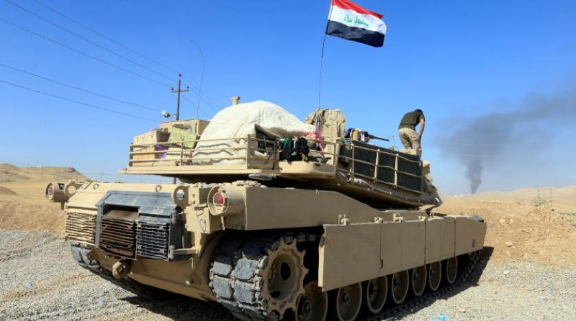 Kirkuk in the Hands of Iraqi Forces after Clashes with Kurds