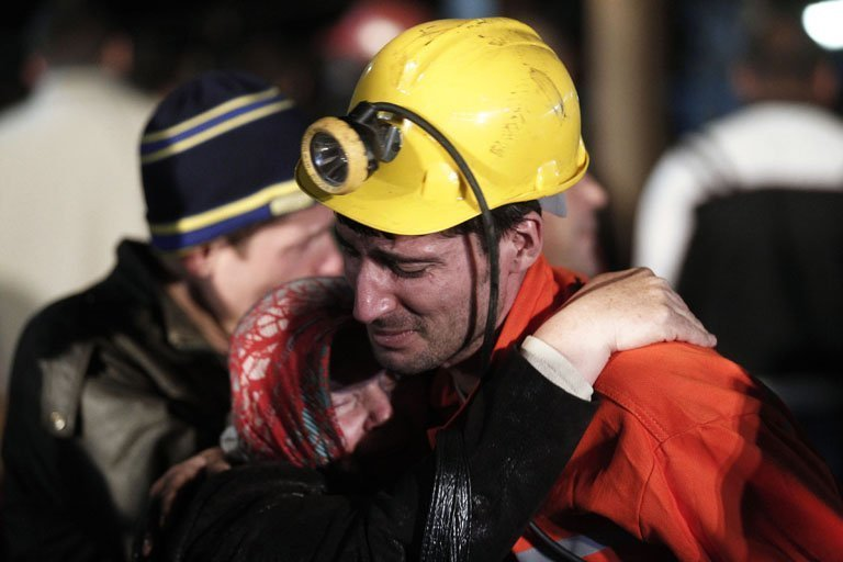 Seven Miners Killed in Coal Mine Collapse in Southeastern Turkey