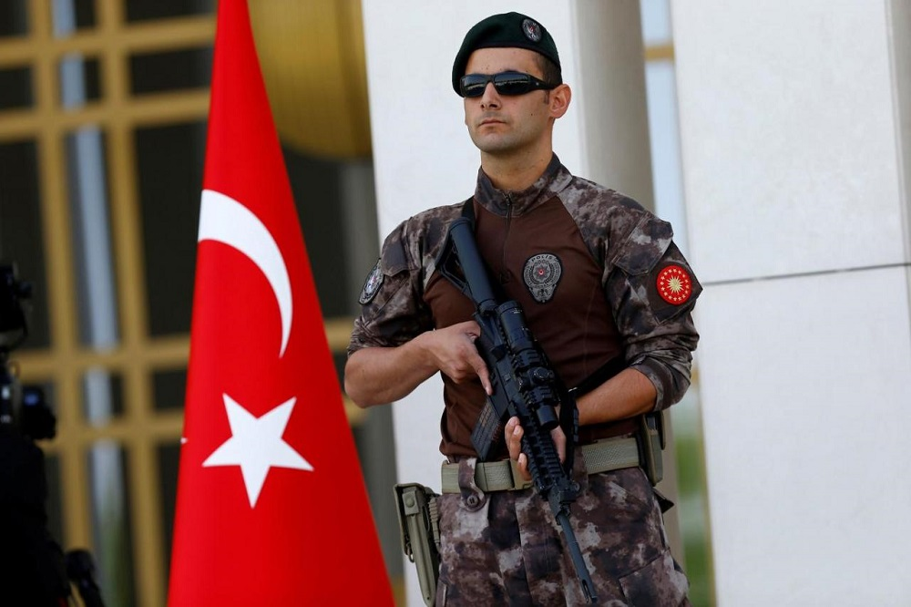 18 Terrorists Killed, Dozens Arrested during Security Raids in Turkey