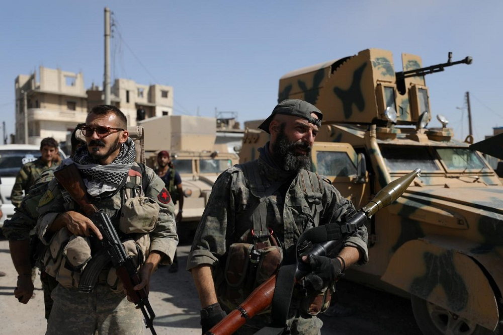 SDF Seizes 'Full Control' of Syria's Raqqa from ISIS