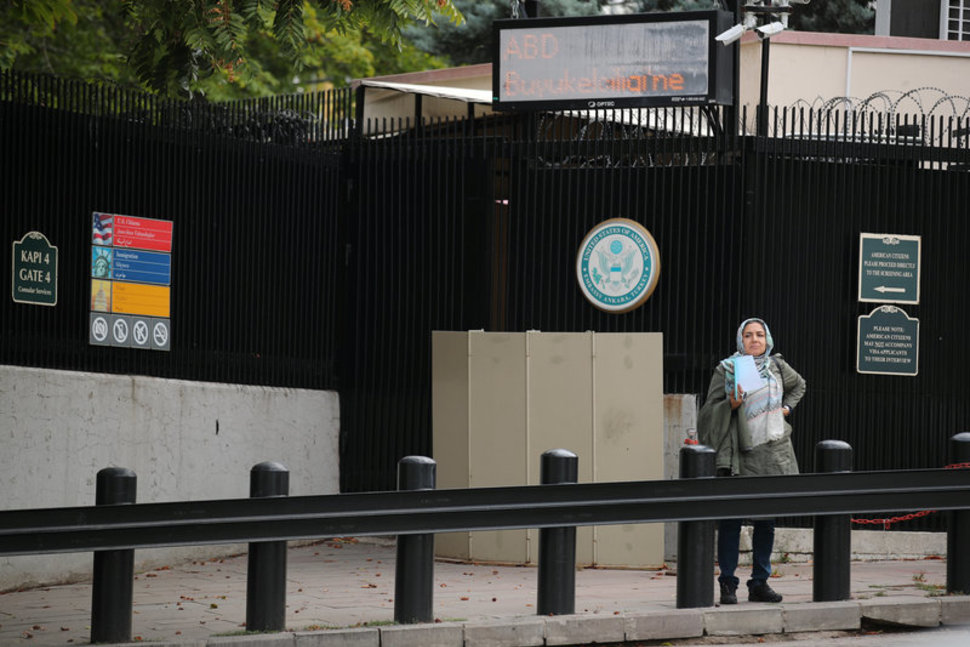 Ankara Hopes US Would Reconsider Suspension of Visa Services to Turkish Citizens