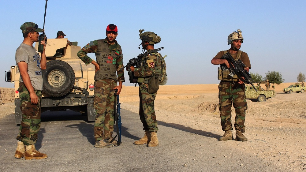 At Least 10 Killed in Taliban Attacks in Afghanistan