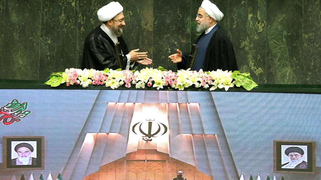 Iran's Judiciary Chief to Rouhani: You are Ineffective, in Pursuit of Nuclear Agreement