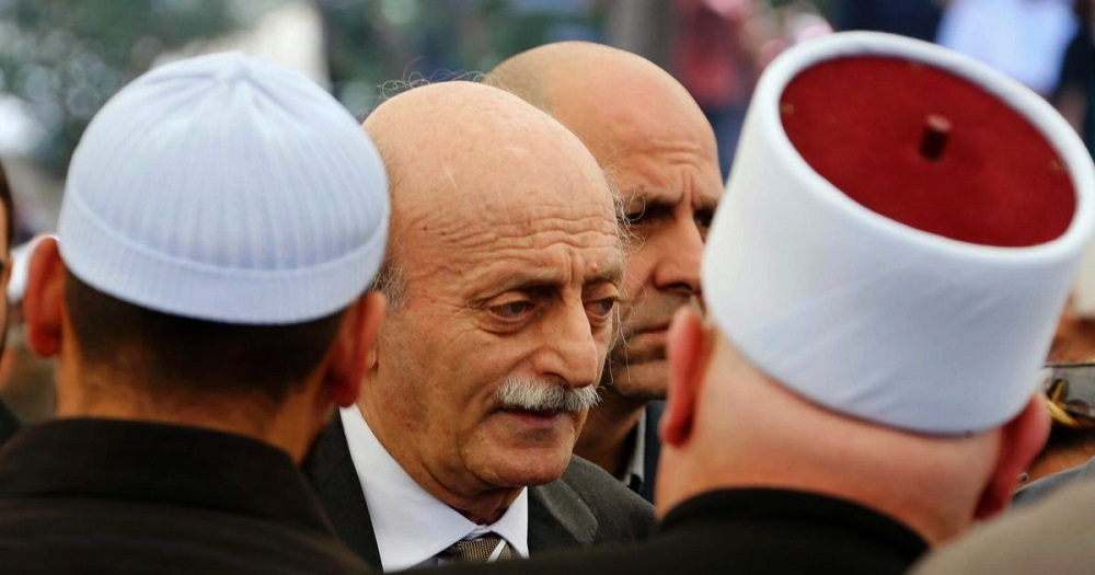 Detainee Reveals ISIS Plot to Assassinate Lebanon's Jumblat