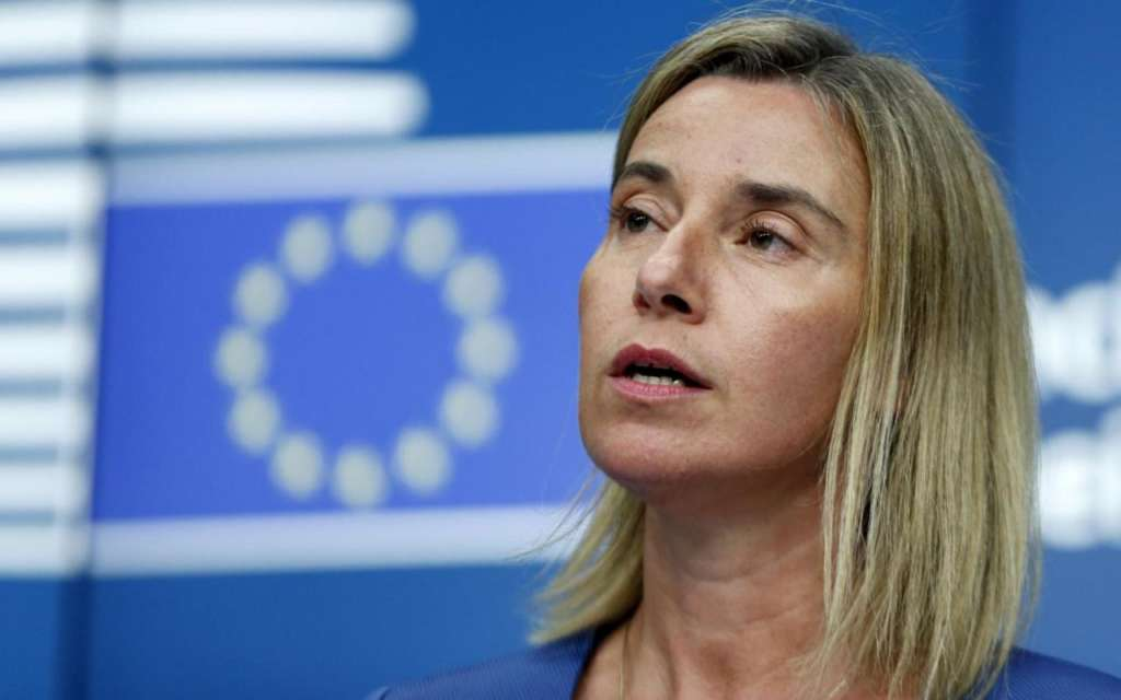 EU Calls on US Congress to Preserve Iran Nuclear Deal