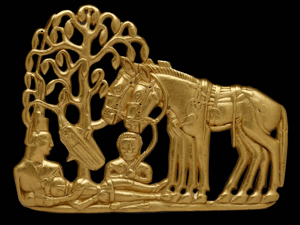 London Holds Exhibition to Highlight Scythian Culture