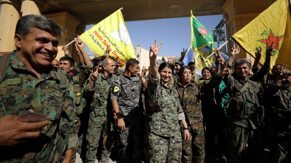 Syrian Democratic Forces: US-Backed Kurdish-Arab Alliance