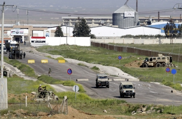 Negotiations between Jordan, Syrian Opposition to Reopen Nassib Border-Crossing