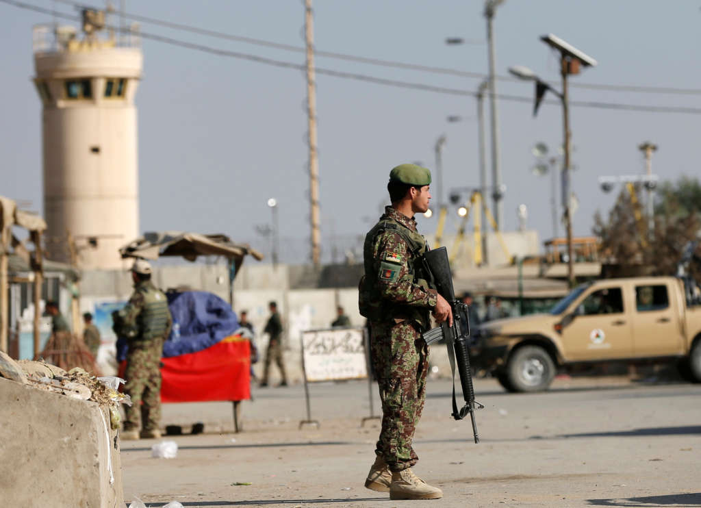 43 Dead in Taliban Attack on Afghan Army Base