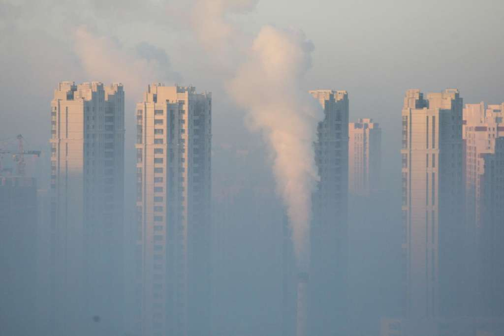 Personal Device to Monitor Air Pollution