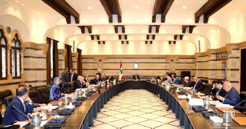 Lebanon's Cabinet Approves Allocations for Electoral Supervisory Authority