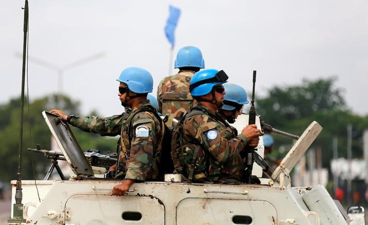 Militants Attack DR Congo Base, Killing UN Peacekeeper
