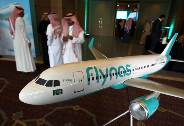 Saudi Flynas Makes First Commercial Flight to Baghdad Since 1990