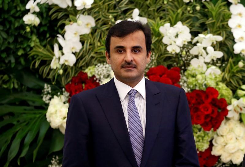 Qatar Emir Says Open to Dialogue with Arab Quartet