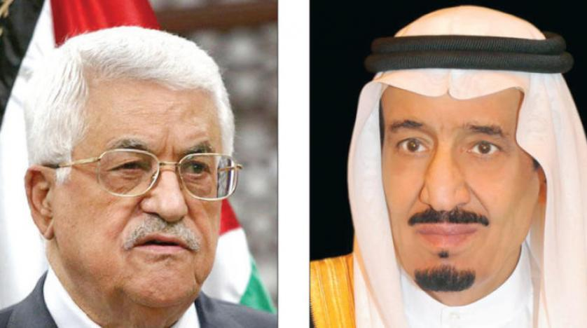 King Salman Congratulates Palestinian President on Reconciliation Agreement