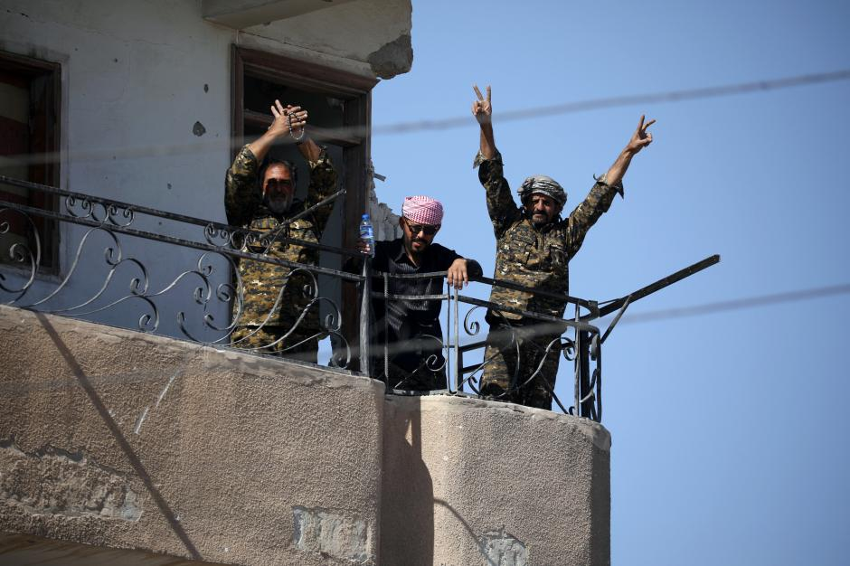 SDF Says Raqqa to be Part of Decentralized Syria, Hails 'Historic Victory'