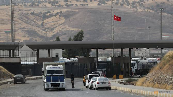 Ankara Proposes an Alternative Border Gate to Baghdad